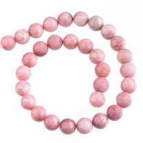 Pink Opal(Peru) 12mm Rounds