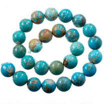 Sonoran Blue Turquoise(Mexico) 15mm