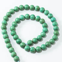 Sonoran Green (Turquoise)Mexico 8mm Rounds