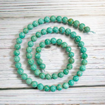 Sonoran Green (Turquoise)Mexico 6mm Rounds