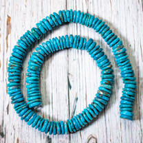 Campitos Turquoise Disc 10-11mm CTD10a1