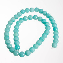 Amazonite(Peru) 8mm Rounds