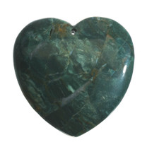 Mohawk Jasper Heart (Oregon)