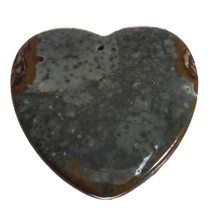 Rocky Butte Jasper Heart (Oregon)