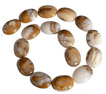 Amethyst Sage Gold Ovals