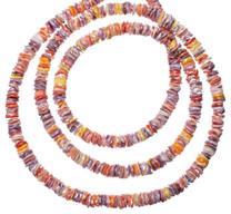 Multi-Colored Pectin Shell Heishi
