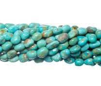 Kingman Turquoise Nuggets 3x5mm