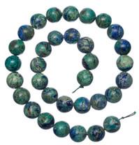 Bluebird Azurite-Malachite- 12mm Rounds