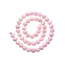 Pink Opal(Peru)8mm Rounds