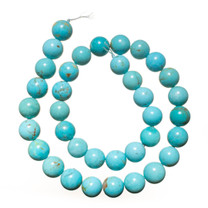 Campitos Turquoise(Mexico) 12mm Round CTR12a