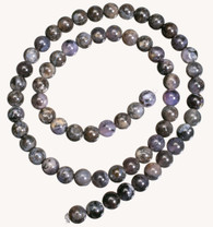 Amethyst Sage 6mm Rounds