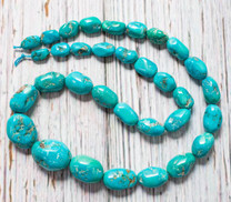 Natural Sleeping Beauty Turquoise Nuggets SBN18