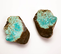 #8 Mine Turquoise (Stabilized) 8S19