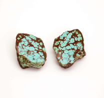 #8 Mine Turquoise (Stabilized) 8S21