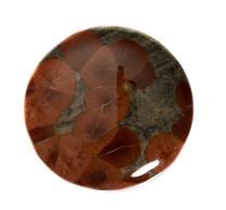 Peanut Rock(Obsidian )(Mexico)30x5mm RE58b1