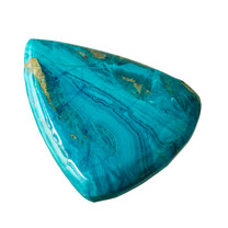 Ray Mine Chrysocolla (Arizona) 39x29x6mm CHRd