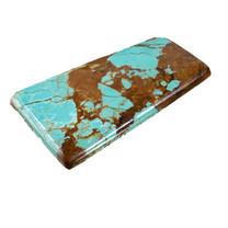 #8 Mine Turquoise Cabochon 51x30x22x5mm(Stabilized) 8SC9