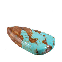 #8 Mine Turquoise Cabochon 36x19x7mm(Stabilized) 8SC16
