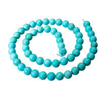Campitos Turquoise(Mexico) 7mm Round CTR7c