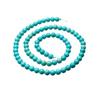 Campitos Turquoise(Mexico) 5mm Round CTR5a