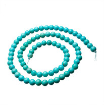 Campitos Turquoise(Mexico) 5mm Round CTR5b