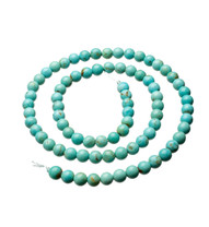 Campitos Turquoise(Mexico) 5mm Round CTR5c