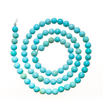 Campitos Turquoise(Mexico) 5mm Round CTR5d