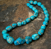 Sleeping Beauty Turquoise Nuggets(Arizona)SBN11i
