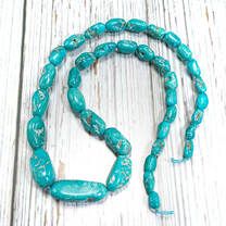 Sleeping Beauty Turquoise Nuggets(Arizona)SBN11j
