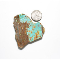 #8 Mine Turquoise Rough Slabs(Stabilized) 8RR3c