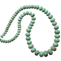 Baja Turquoise- 6-12mm Graduated Rondell BTG1a