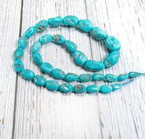 Sleeping Beauty Turquoise Nuggets SBN18a