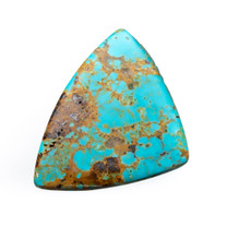 Sonoran Gold Turquoise - 39x30x3mm