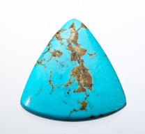Sonoran Gold Turquoise - 32x33x5mm - SGC4