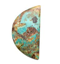 Kingman Turquoise Cabochon-27x56x5mm - KGC11