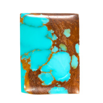 Armenian Turquoise(Stabilized) 33x24x6mm AT7