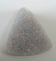 Blue Chalcedony w/Synthetic Opal Coating  BCS5