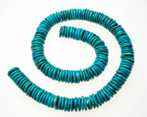 Campitos Turquoise Disc 10mm