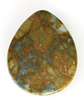 Butte Green Jasper  RBg4