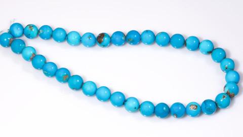 Sleeping Beauty Turquoise(Arizona) 12mm Rounds