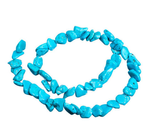 White River Turquoise Nuggets