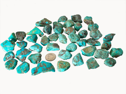Campitos Turquoise Rough(Stabilized)