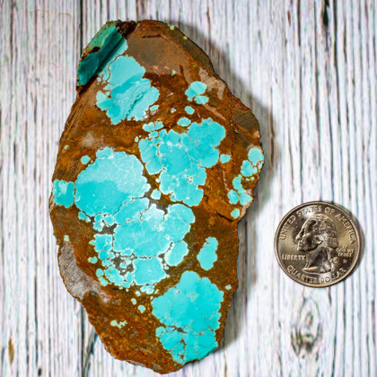#8 Mine Turquoise Rough(Stabilized) 8R5a1