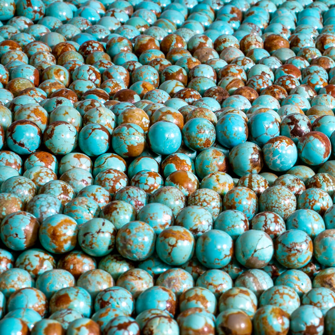 Rincon Trading April Newsletter-Turquoise Beads