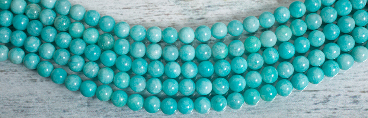 Amazonite,Amazonite beads, Peruvian Amazonite