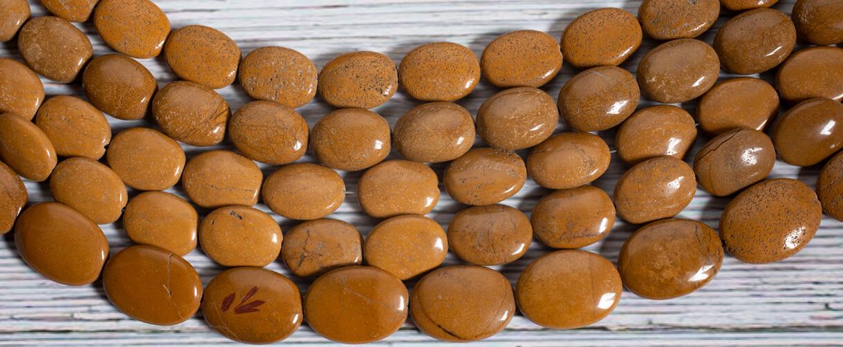 butter scotch jasper beads,oregon