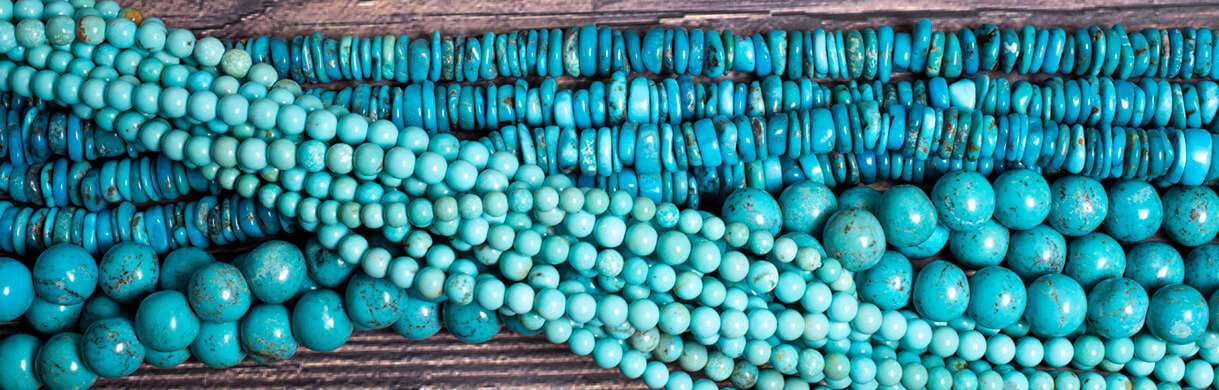 Campitos Turquoise,Beads