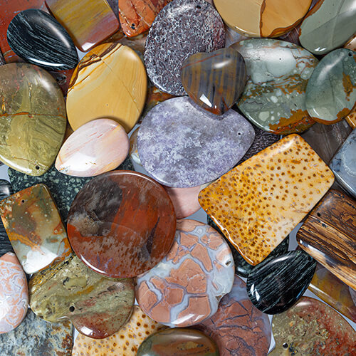 Focal beads,Focal Pendants,Drilled beads