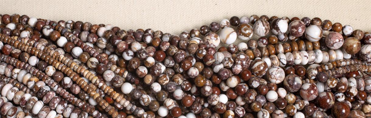 wild horse beads,wild horse magnesite