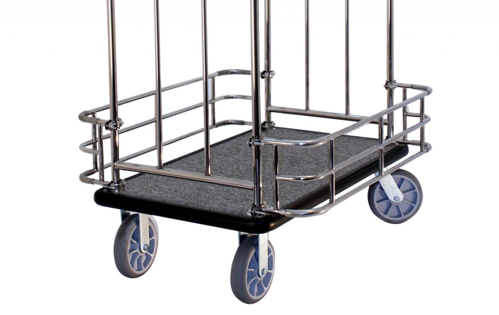Cart Guardian Attachment- Keep your cart out of Guest Rooms.